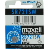 Maxell - SR721SW Button Cell