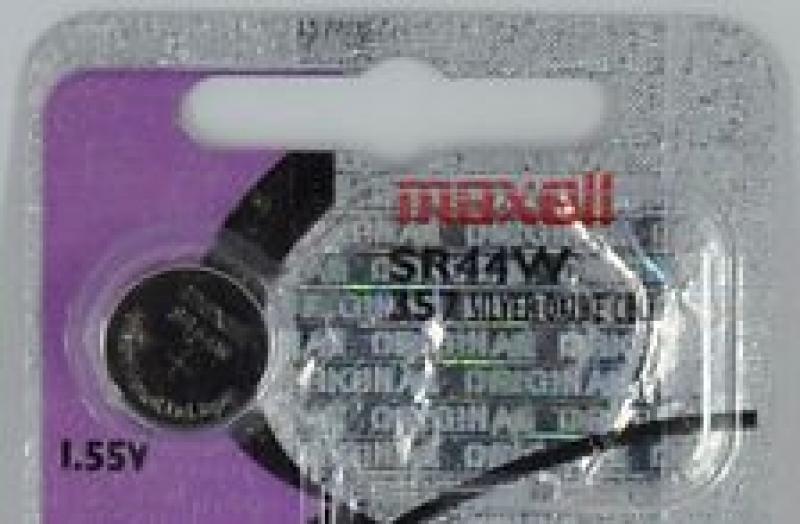 Maxell - SR44W Button Cell