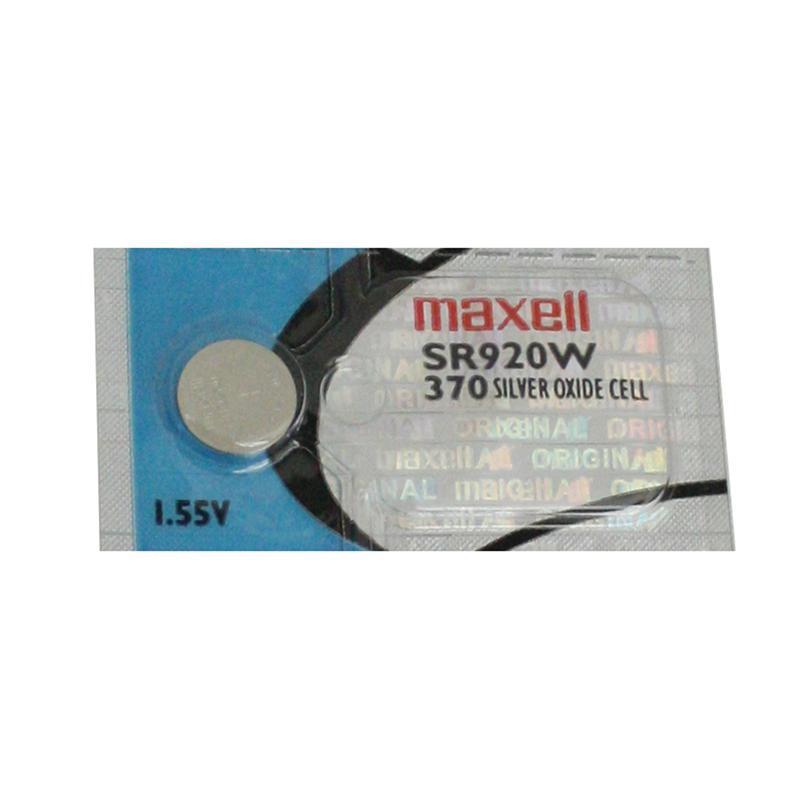 Maxell - SR920W Button Cell