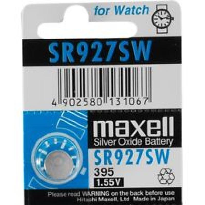 Maxell - SR927SW Button Cell