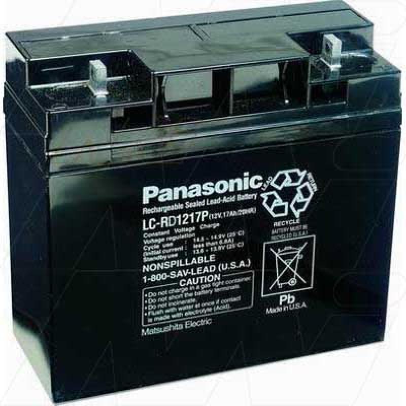 LC-RD1217P Panasonic Sealed Lead Acid Battery