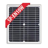 SP-EN10W - 10W 12V Monocrystalline Solar Panel