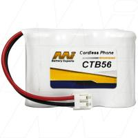 CTB56 - Cordless Phone Battery
