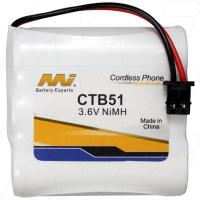 CTB51 - Cordless Phone Battery
