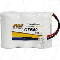 CTB50 - Cordless Phone Battery