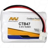 CTB47 - Cordless Phone Battery