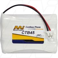 CTB45 - Cordless Phone Battery