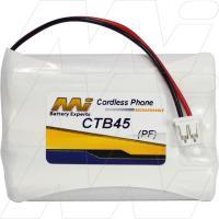 CTB45 - Cordless Phone Battery
