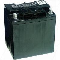 Panasonic LC-XC1228P - 12V, 28Ah Sealed Lead Acid Battery, Cyclic type