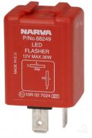 Narva 68249BL - 12Volt, 2 Pin Electronic LED Flasher