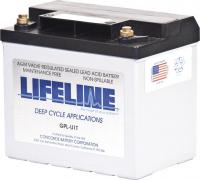 Lifeline GPL-U1T - 12V, 33Ah high performance Deep Cycle Marine/RV AGM Battery