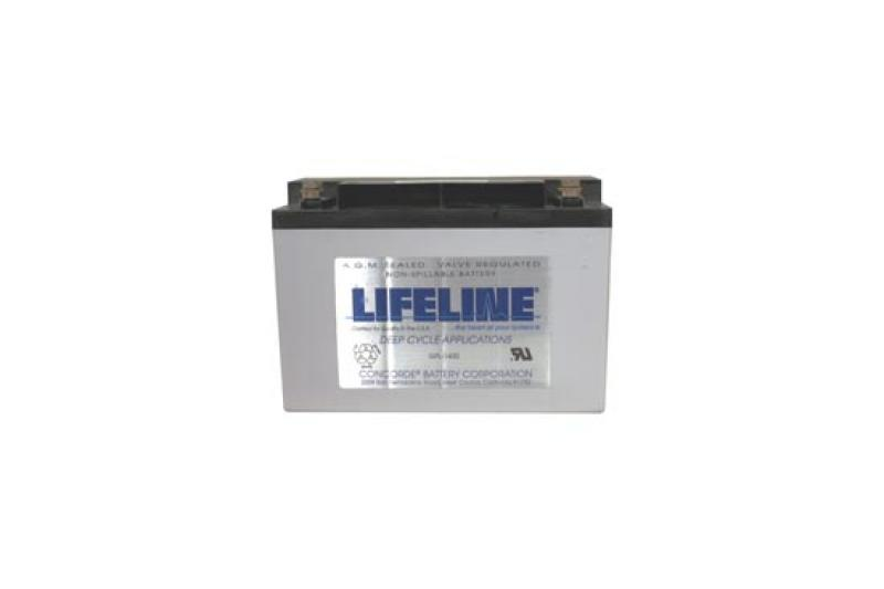 Lifeline GPL-1400T - 12V RV / Marine AGM Starting Battery