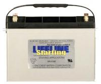 Lifeline GPL-2700T - 12V RV / Marine AGM Starting Battery