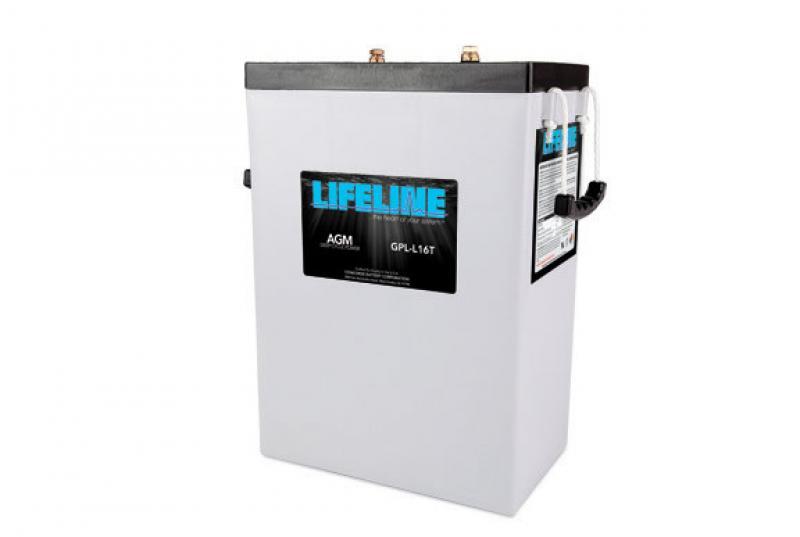 Lifeline GPL-L16T - 6V, 400Ah Deep Cycle RV / Marine AGM Battery