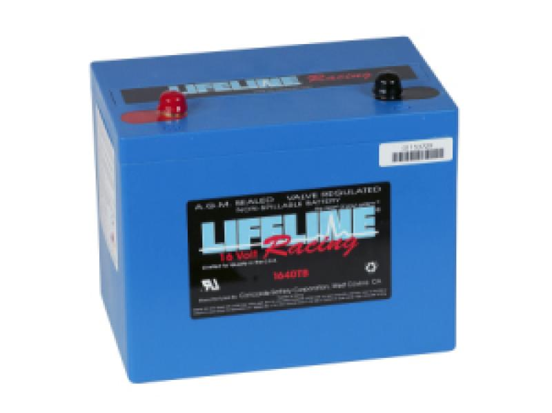 Lifeline LL1640TB - 16V Race Car Battery AGM