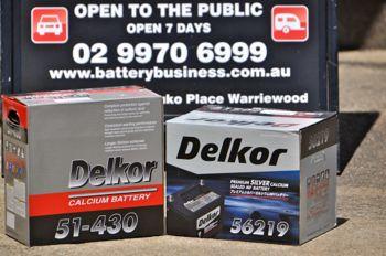 battery business