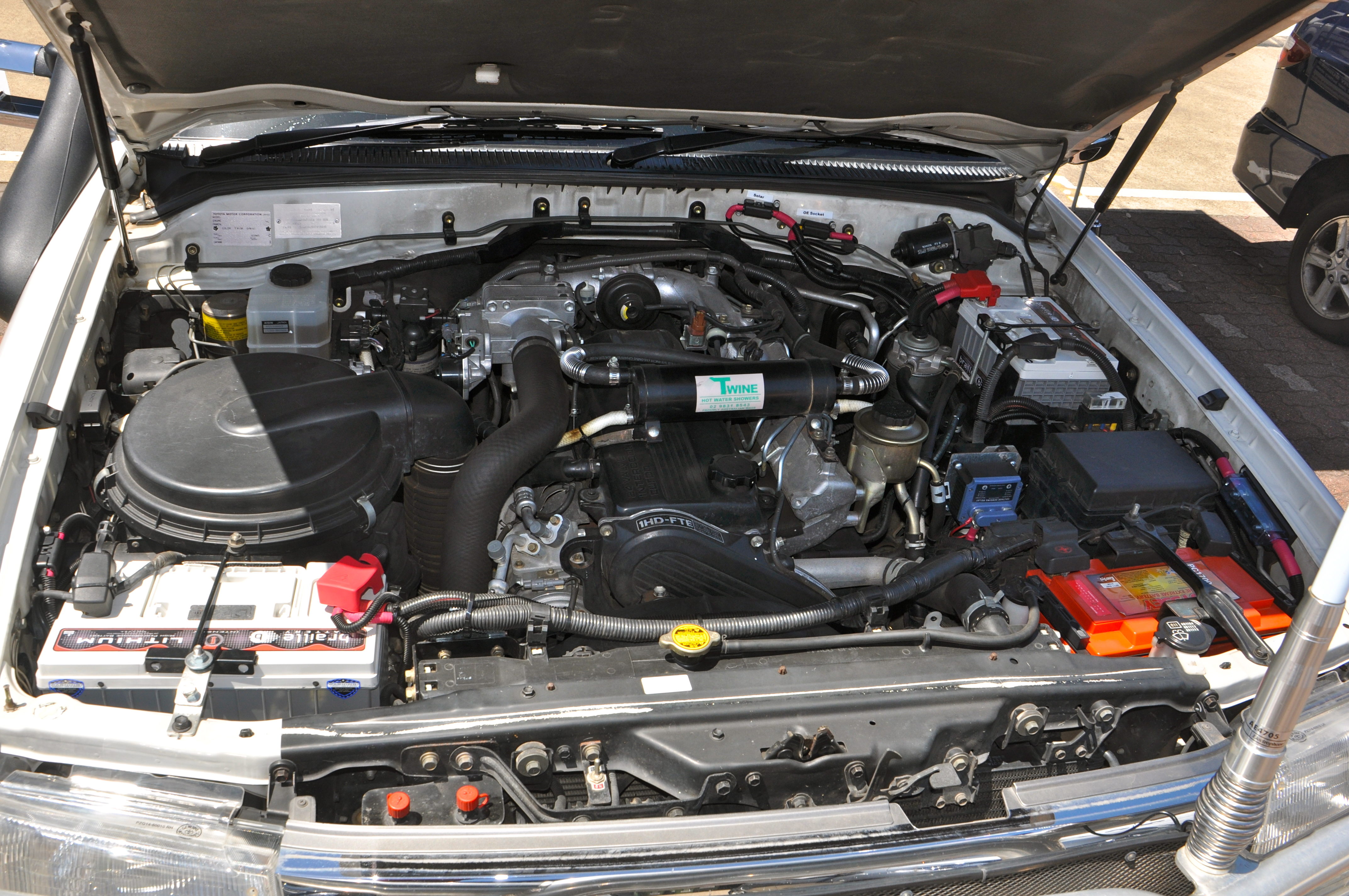 Dual Battery Installations