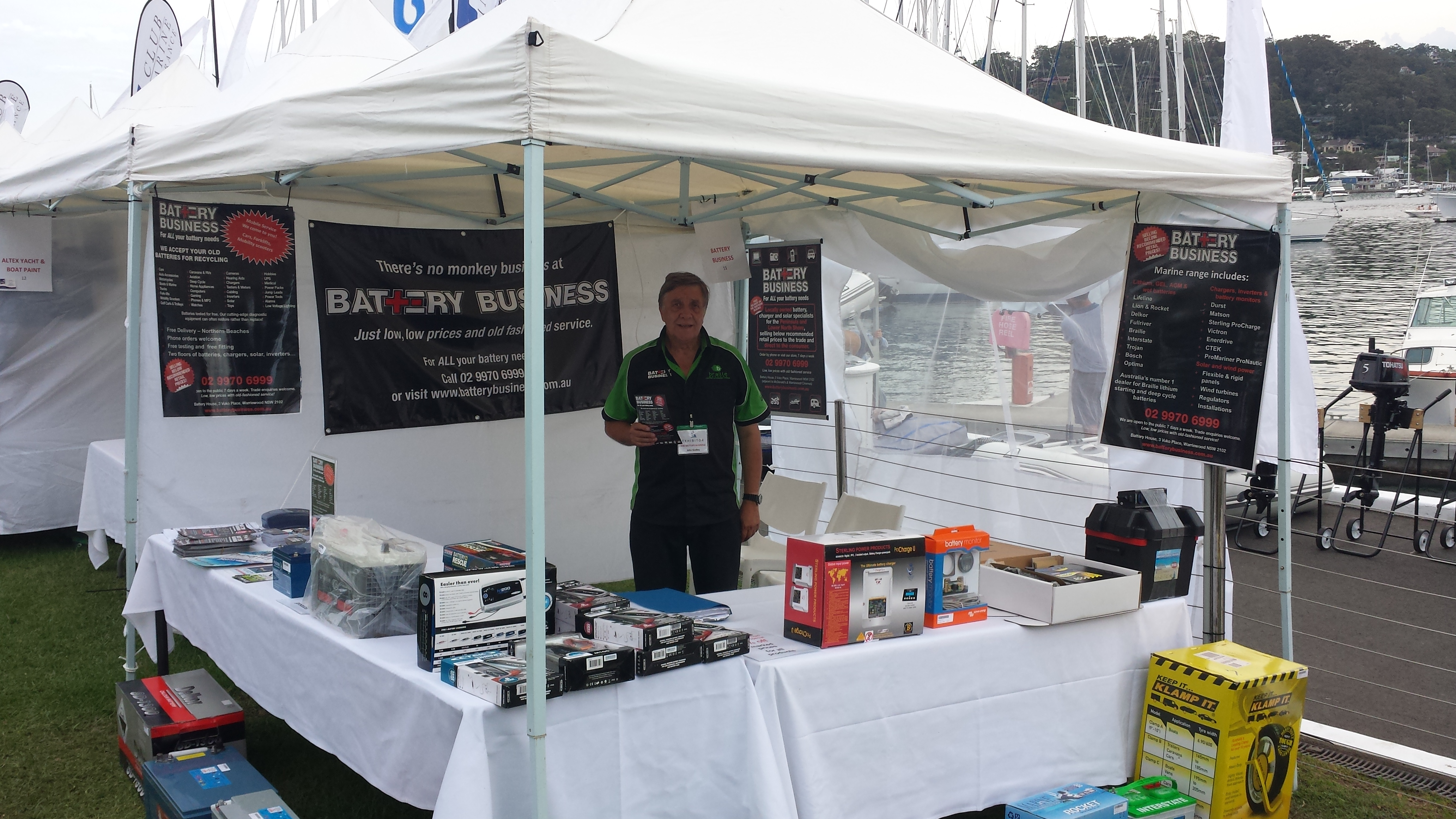 RPAYC Pittwater Sail Expo