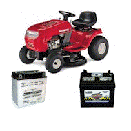 Lawn Mover Batteries