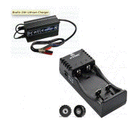 Lithium Chargers