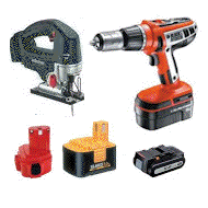 Power Tools Batteries
