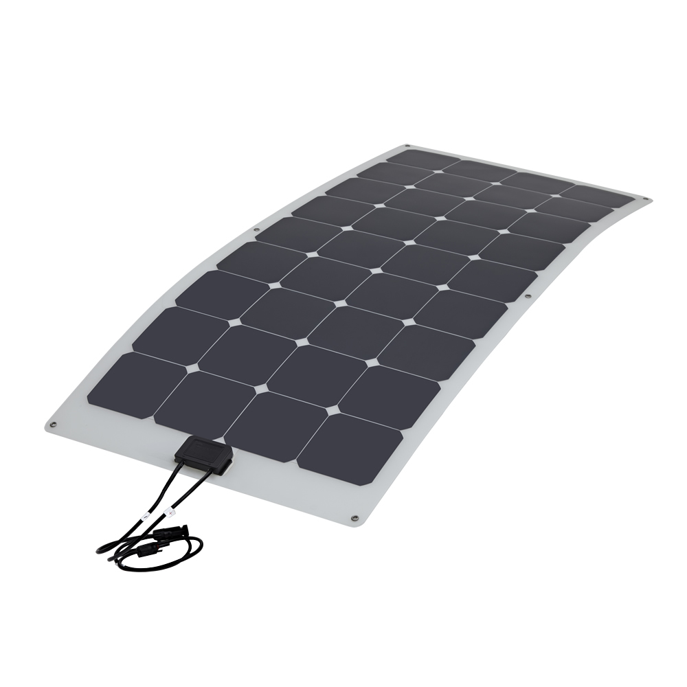 Mounting Flexible Solar Panels