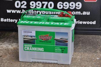 interstate marine battery, battery business