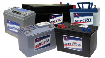 Lion and Rocket deep cycle battery, battery business