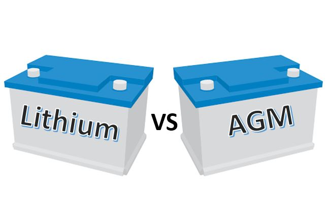 Lithium versus AGM - the great debate
