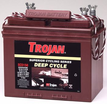 trojan marine battery, battery business